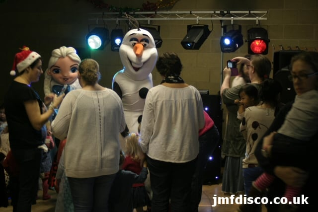 ashford childrens party disco