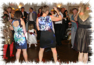 Langley Mobile Disco Dancers Image