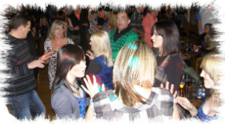 Mobile disco Linton Dancers Image