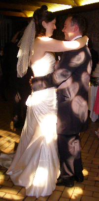Wedding Disco Knowle Country House First Dance Imaqge