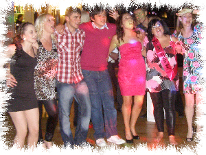 Mobile Disco Ashford Dancers
