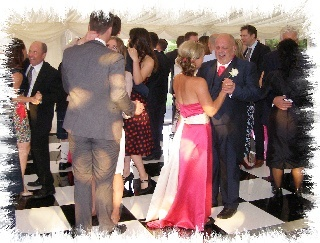 wedding disco gravesend dancers image
