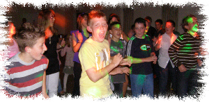 Kent School Disco Fun Dancing Image