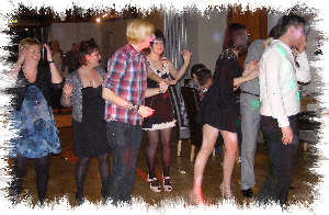 aylesford mobile disco dancers image