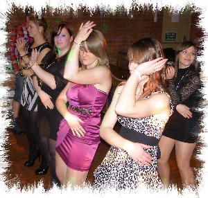 Bearsted Mobile disco dancers image