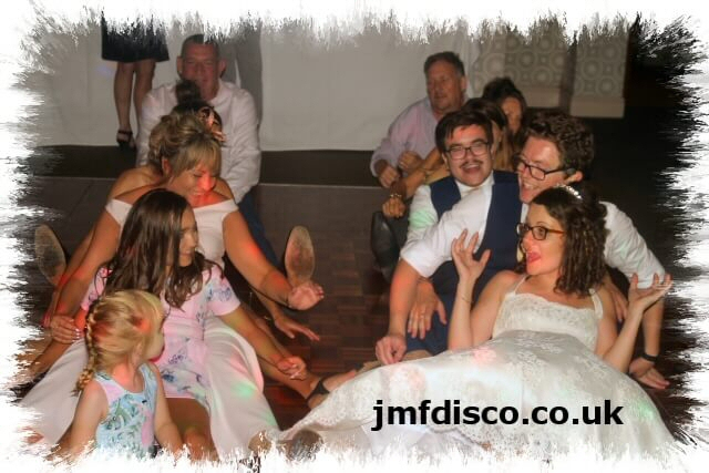 mobile disco broadstairs dancers image