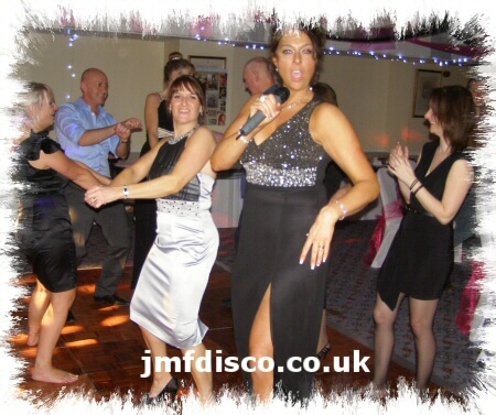 mobile disco chatham dancers