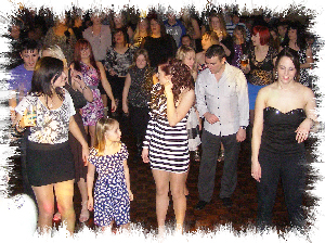 mobile disco chatham party dancers image