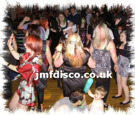 mobile disco sheerness dancers image
