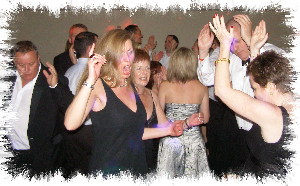 West Wickham Mobile Disco dancers Image