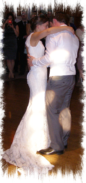 First Dance at Wedding DJ Whitstable Disco